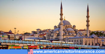 Travel insurance for Hagia Sophia