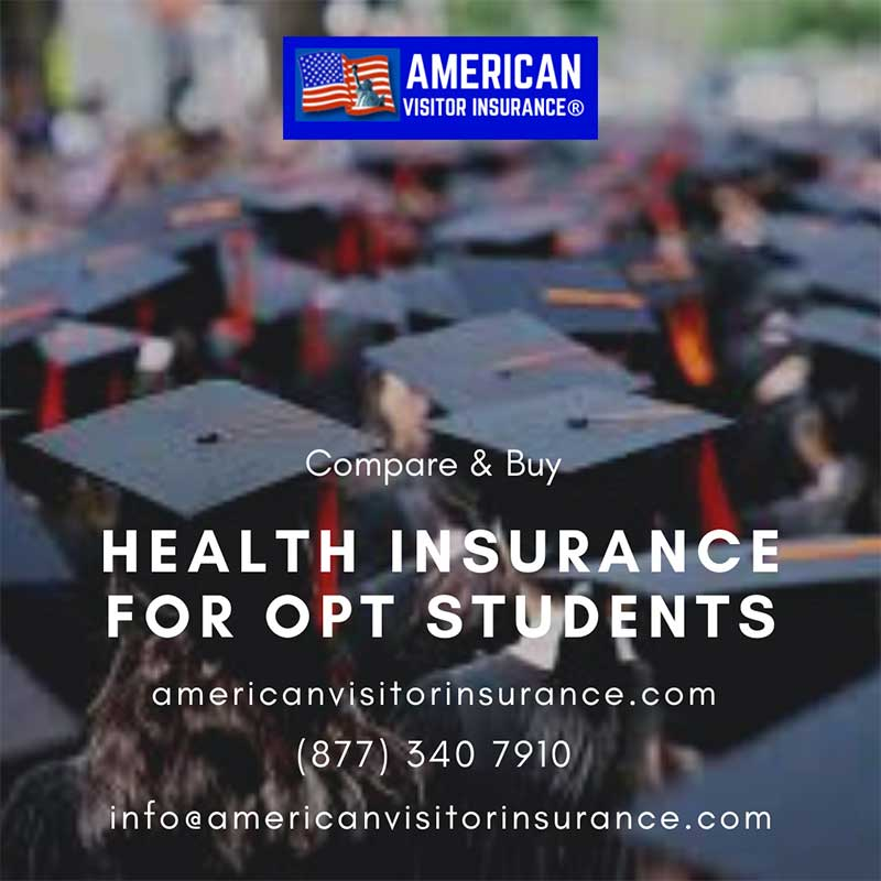 OPT Student Medical Insurance