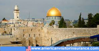 Travel insurance for Abrahamic Holy Land
