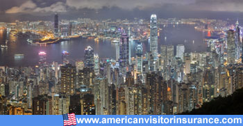 Travel insurance for Hong Kong