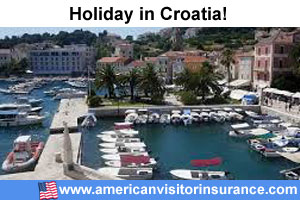 Travel insurance Croatia