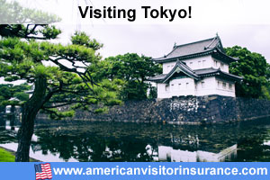 Travel insurance for Kyoto