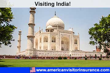 Travel insurance for India