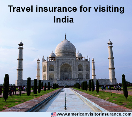 travel insurance for visiting India