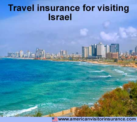 travel insurance for visiting Israel