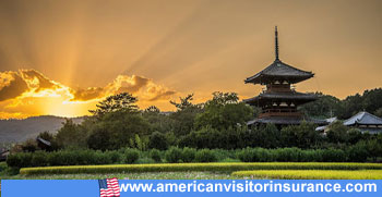 Travel insurance for Japan