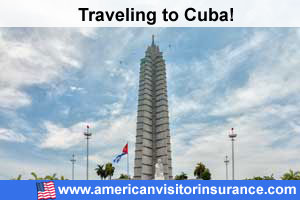Buy visitor insurance for Cuba