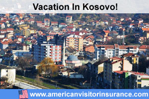 Kosovo travel insurance