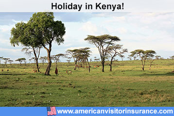 Travel insurance for kenya