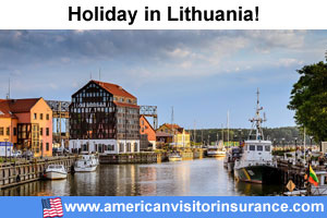Travel insurance Lithuania
