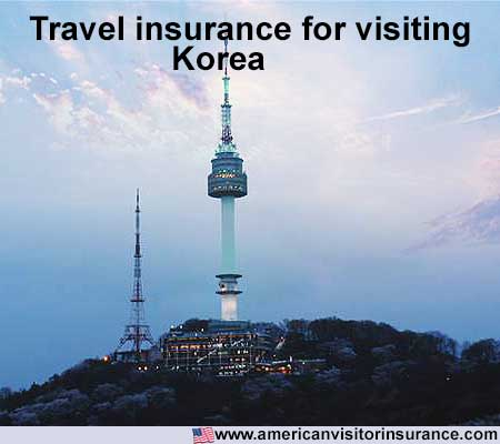 travel insurance for visiting Koreanese