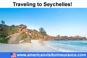 Buy visitor insurance for Seychelles
