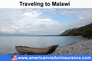 Buy visitor insurance for Malawi