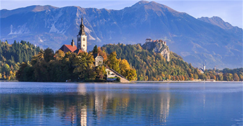 Travel insurance for  Slovenia
