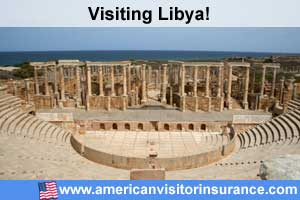 Buy travel insurance for Libya
