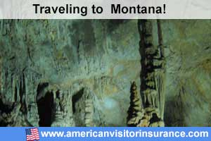 buy visitor insurance for Montana