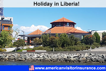 Travel insurance for Liberia