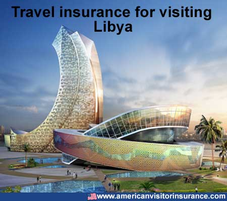 travel insurance for visiting Libya