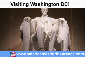 buy Travel insurance for Washington DC
