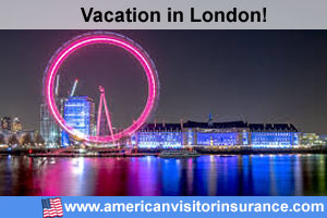 London travel insurance