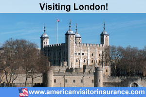 Buy travel insurance for London