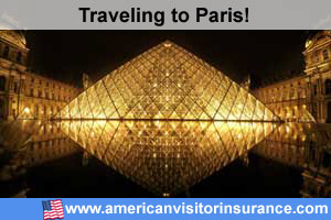 Travel insurance for Paris