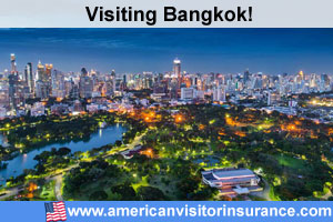 Travel insurance for Bangkok