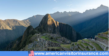 Travel insurance for Machu Picchu
