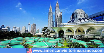 Travel insurance for Malaysia