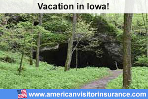 Travel insurance Iowa