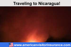 Buy visitor insurance for Nicaragua