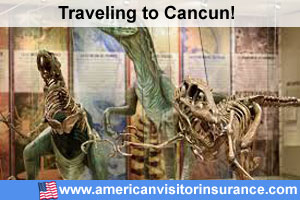 Buy visitor insurance for Cancun