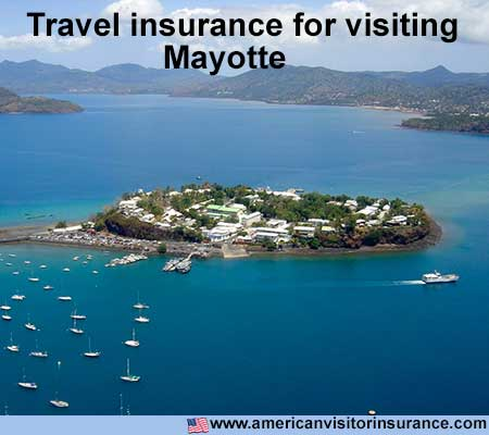 travel insurance for visiting Mayotte