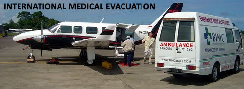 Intermedical medical Evacuation