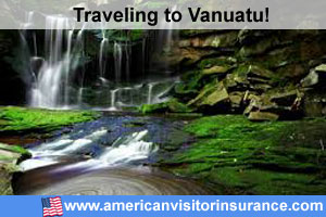 Travel insurance for Vanuatu