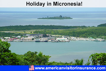 visitor insurance for Micronesia