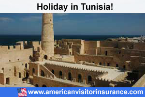 Travel insurance for Tunisia