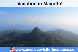 Buy travel insurance for Mayotte