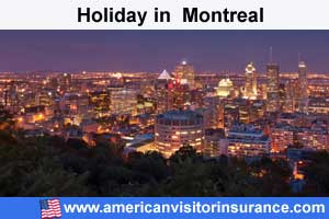 Travel insurance Montreal