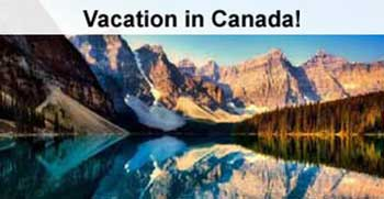 Travel insurance for Canada