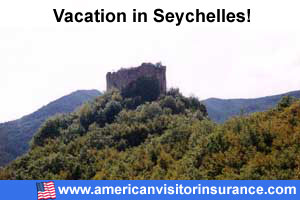 Seychelles travel insurance