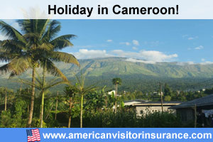 Travel insurance Cameroon