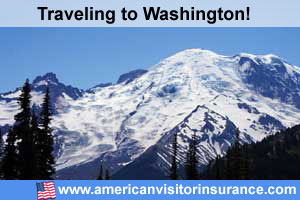 Travel insurance for Washington