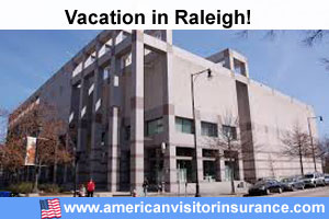 Raleigh travel insurance