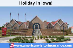 Iowa travel insurance