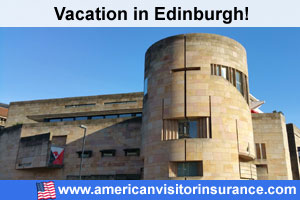 Edinburgh travel insurance
