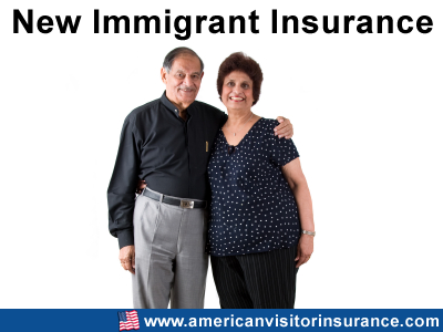 new immigrant insurance