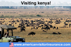 Travel insurance for Masai Mara National Reserve