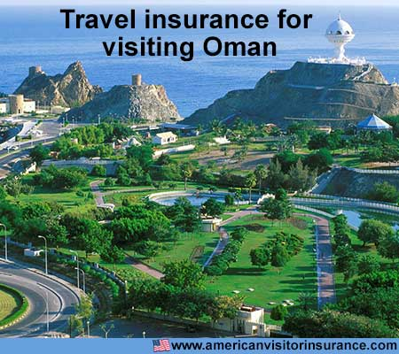 travel insurance for visiting Oman