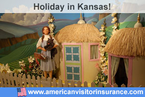 Kansas travel insurance